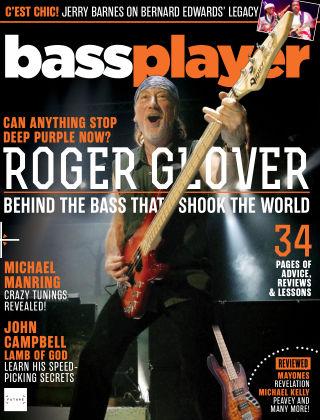 Bass Player September 2020