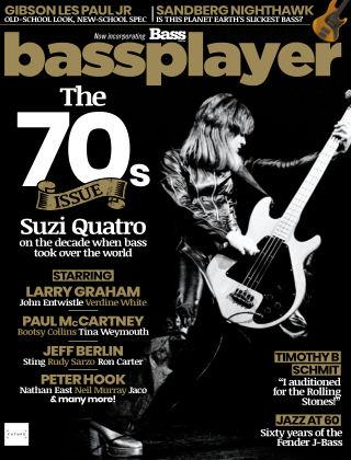 Bass Player November 2020
