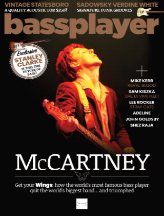 Bass Player May 2021