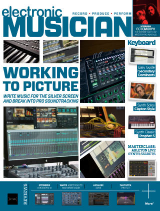 Electronic Musician March 2019