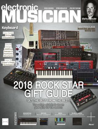 Electronic Musician Nov 2018