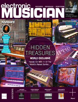 Electronic Musician Oct 2018