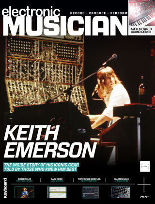 Electronic Musician April 2019