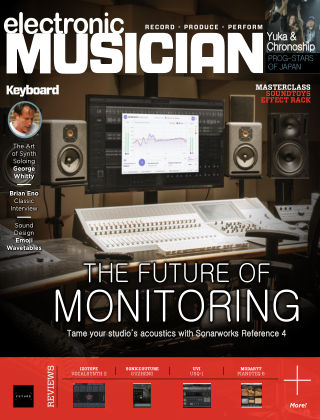 Electronic Musician Sept 2018