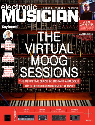 Electronic Musician Dec 2018