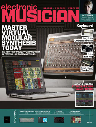 Electronic Musician Feb 2019