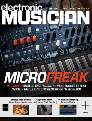 Electronic Musician August 2019