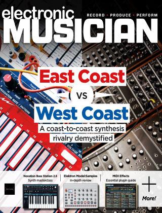 Electronic Musician September 2019