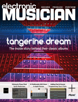 Electronic Musician October 2019