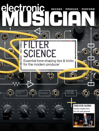 Electronic Musician November 2019