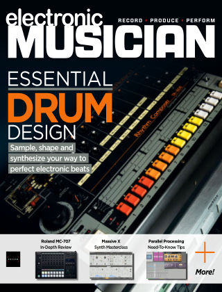 Electronic Musician December 2019