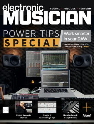 Electronic Musician January 2020