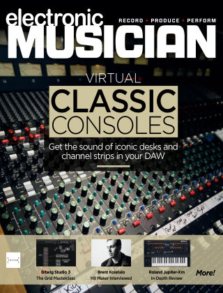 Electronic Musician February 2020