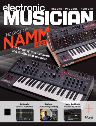 Electronic Musician April 2020