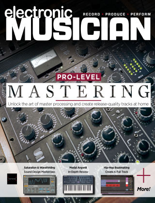 Electronic Musician May 2020