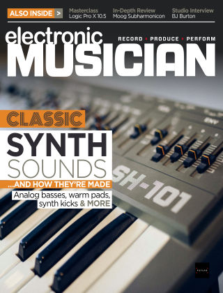 Electronic Musician October 2020