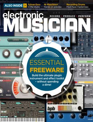 Electronic Musician December 2020