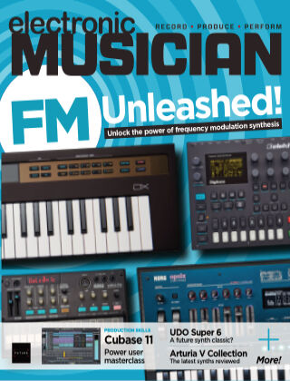 Electronic Musician May 2021