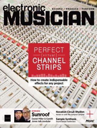 Electronic Musician September
