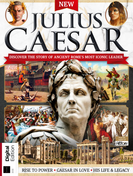 All About History Book of Julius Caesar May 04, 2019 00:00