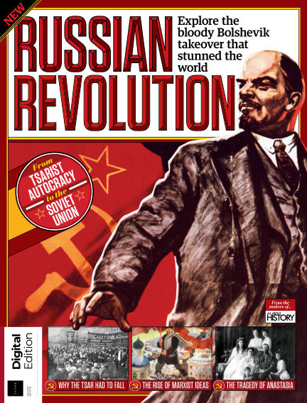 All About History Book of the Russian Revolution May 05, 2019 00:00