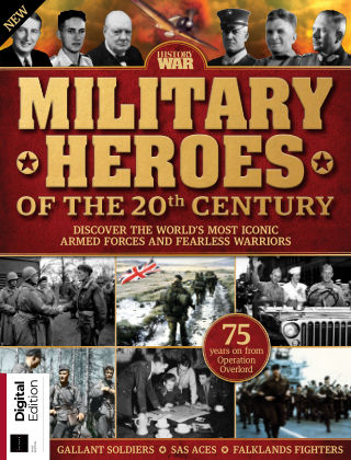 History of War Military Heroes of the 20th Century 1st Edition