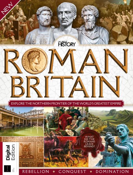All About History Book of Roman Britain May 13, 2019 00:00