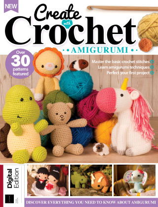Amigurumi for Beginners 3rd Edition