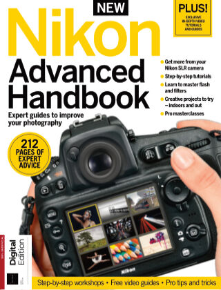 Nikon Advanced Handbook Sixth Edition
