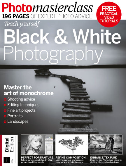 Teach Yourself Black and White Photography May 25, 2019 00:00