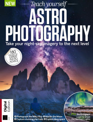 Teach Yourself Astrophotography Second Edition