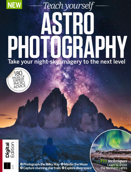 Teach Yourself Astrophotography May 29, 2019 00:00