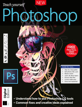 Teach Yourself Photoshop 8th Edition