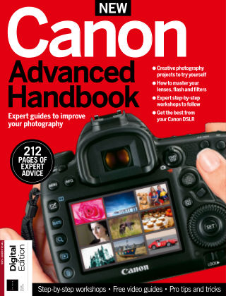 Canon Advanced Handbook 3rd Edition