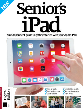 Senior's Edition iPad 12th Edition