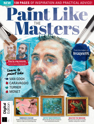 Paint Like The Masters First Edition