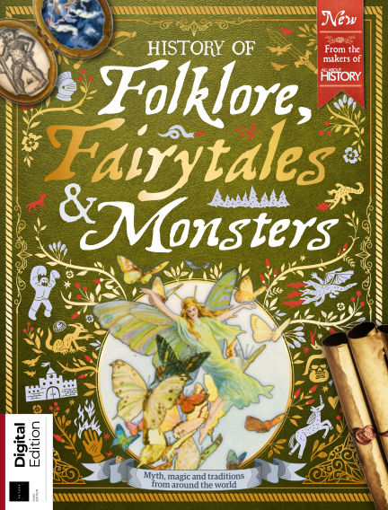 All About History History of Folklore, Fairytales and Monsters