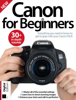 Canon for Beginners First Edition