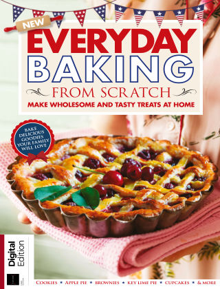 Everyday Baking From Scratch First Edition