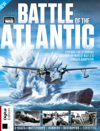 History of War Battle of the Atlantic  3rd Edition