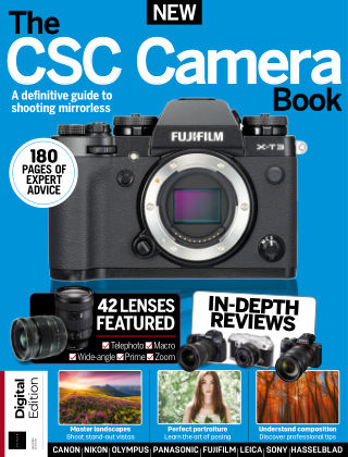 The CSC Camera Book 2nd Edition
