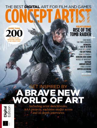 Concept Artist  4th edition