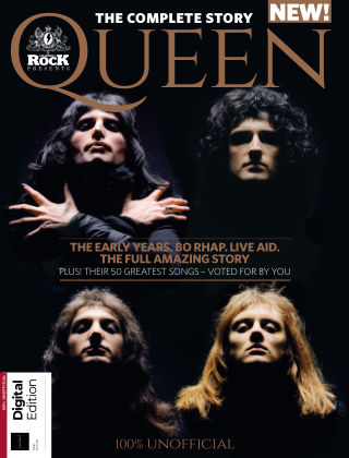 Classic Rock Special: Queen 1st Edition