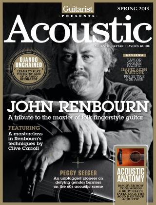 John Renbourn Tribute Edition Spring 2019