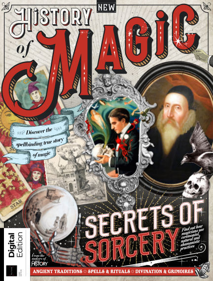 All About History History of Magic