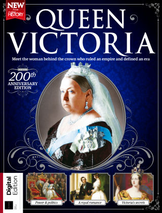 All About History Queen Victoria First Edition