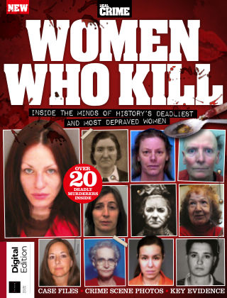 Real Crime Women Who Kill 2nd Edition