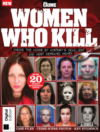 Real Crime Women Who Kill Third Edition