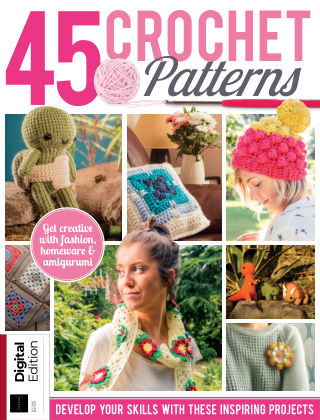 45 Crochet Patterns Second Edition
