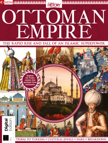 All About History Book of the Ottoman Empire July 18, 2019 00:00